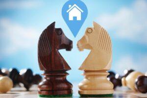 Mieszkania kupujemy od podobnych do siebie